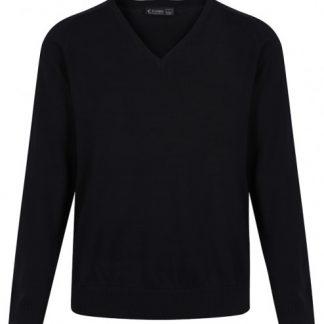 Boys Black Pullover