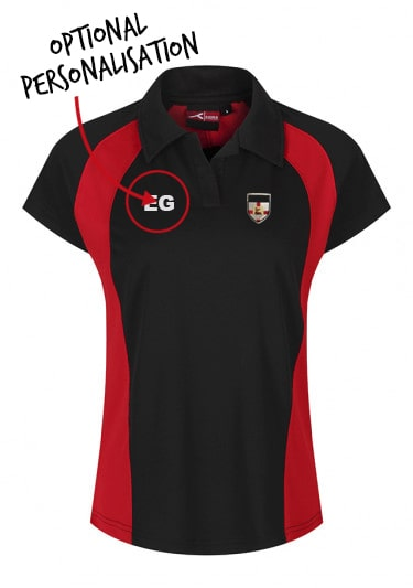 KTS PE Polo - Fitted and Personalised