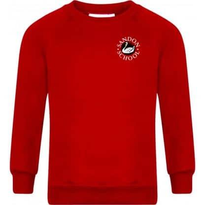 Sweatshirt for Sandon School
