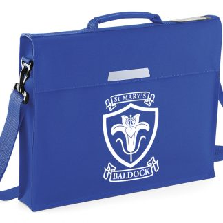 St Marys Book Bag with strap