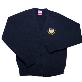 Highfield School Uniform - Navy Cardigan