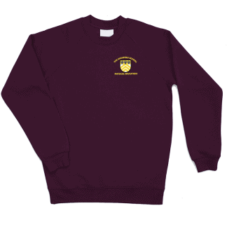 The Highfield School Uniform Sweatshirt