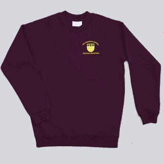The Highfield School Uniform Sweatshirt