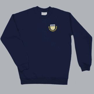 Navy Sweatshirt for The Highfeild School Letchworth