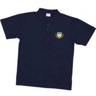 Navy Polo Shirt for PE