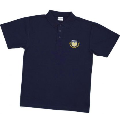 Navy Polo Shirt for PE