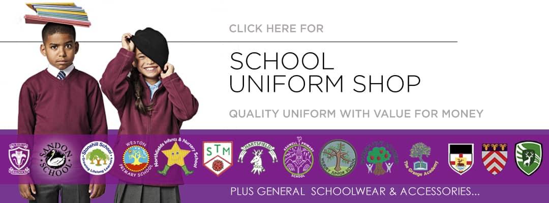 School Uniform North Hertfordshire