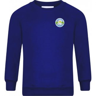 Sandon Cygnets Uniform Royal Blue Sweatshirt