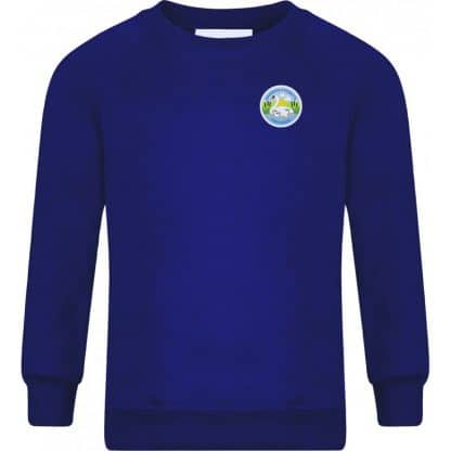Sandon Cygnets Uniform Royal Blue Sweatshirt