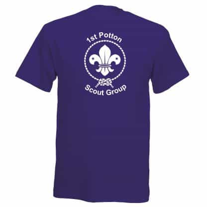 1st Potton Scouts T-Shirt