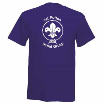 1st Potton Scouts T-Shirt