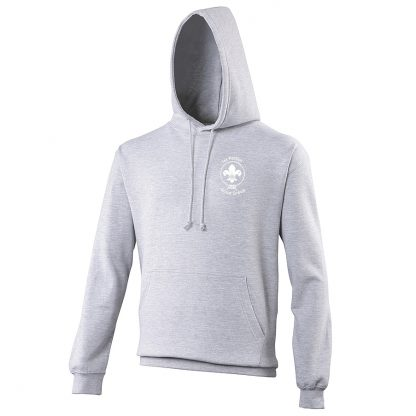 Heather Grey Scouts Hoodie