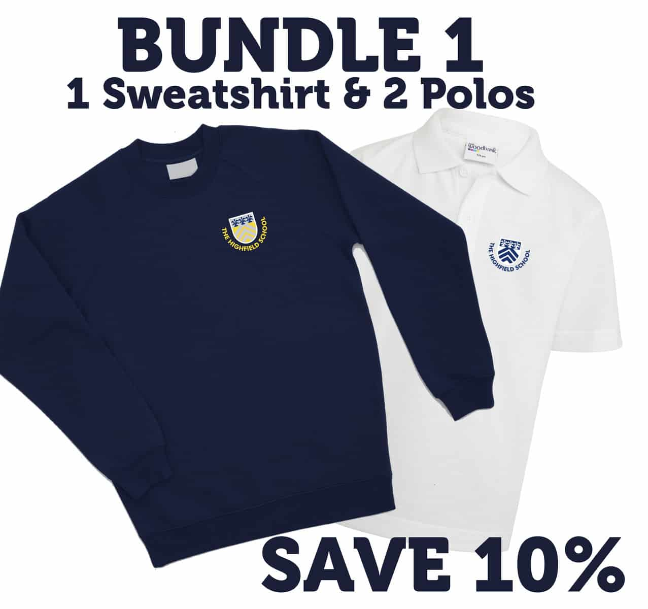 Special priced bundle for Highfield School