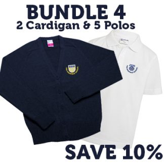 The Highfield School Letchworth Cardigan & Polo Uniform Pack
