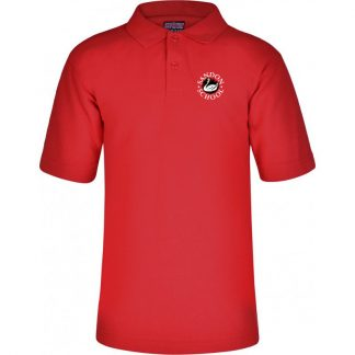 Red Sandon School PE Polo