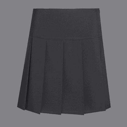 Eco uniform - drop waist pleat