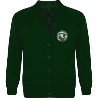 Letchworth - Hillshott School Uniform Cardigan