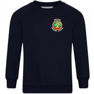 Weston School Uniform crew neck