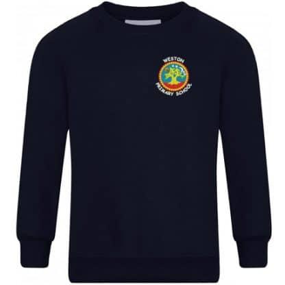 Weston School Uniform crew neck