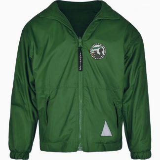 Hillshott rain jacket/fleece
