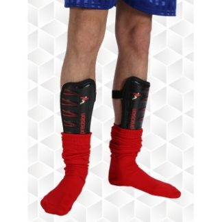 PE uniform shin pads