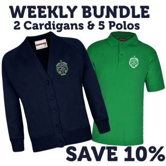 Weekly cardigan bundle for Ashwell School