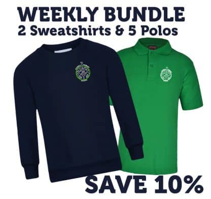 Ashwell School, Hertfordshire Sweatshirt Bundle