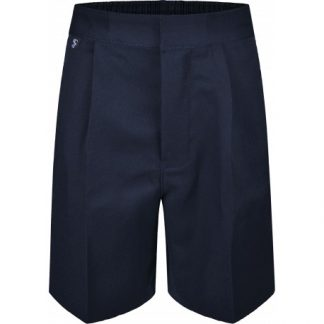 Navy Shorts for school day uniform