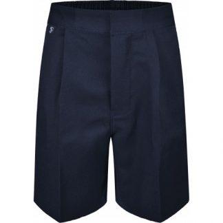 Navy Shorts for school day uniform
