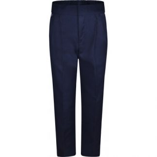 School uniform trousers, navy