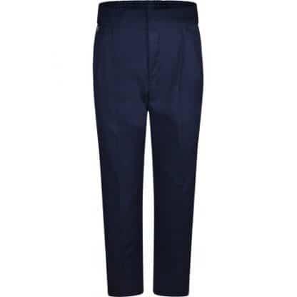 School uniform trousers, navy