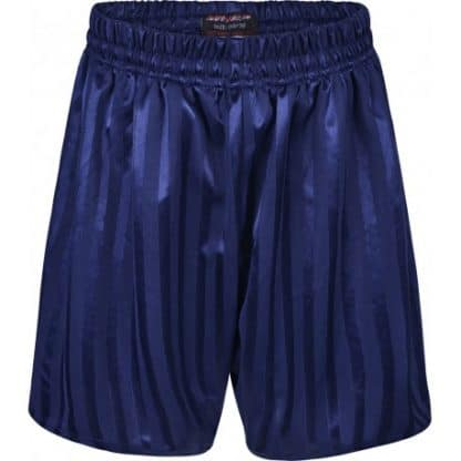 Navy Shadow Stripe Shorts for PE
