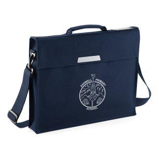 Navy Book Bag for Ashwell School