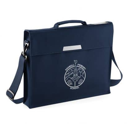 Navy Book Bag for Ashwell School