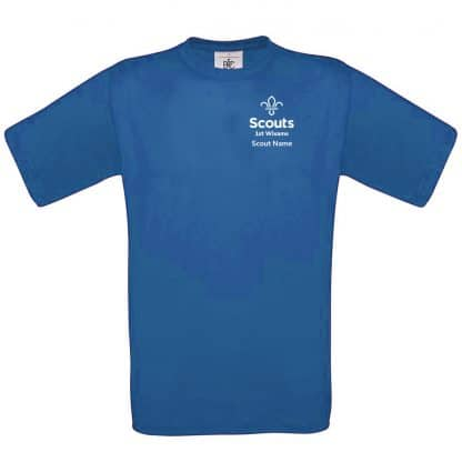 1st Wixams Scouts, Bedfordshire. T-Shirt