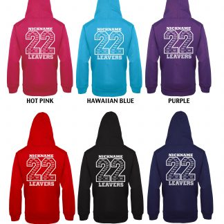 Leavers Hoodies 2021