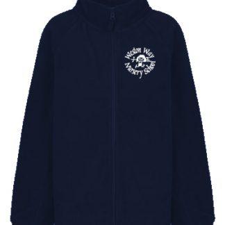 Navy Blue Fleece for Weston Way Nursery School, Baldock