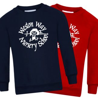 Weston Way Nursery Sweatshirt
