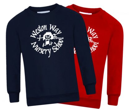 Weston Way Nursery Sweatshirt