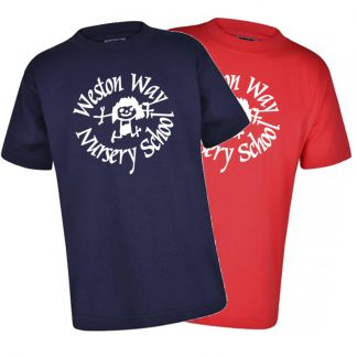 Weston Way Baldock Nursery T-Shirt