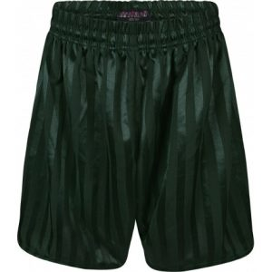 P.E. Shorts – Green Shadow Stripe
