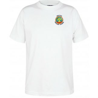 PE T Shirt for Weston Primary School