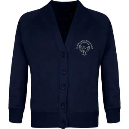 St John's Catholic School, Baldock, Uniform Cardigan