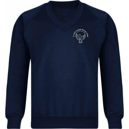St Johns School, Baldock, School Uniform Sweatshirt