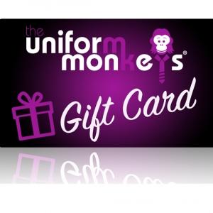 Uniform Gift Card
