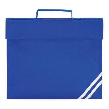Royal Blue Book Bag