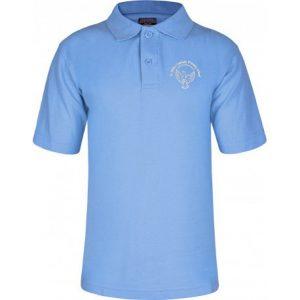 St John's School Embroidered Polo Shirt