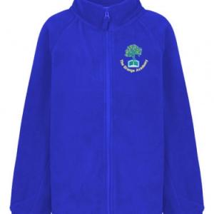 The Grange Academy School Fleece