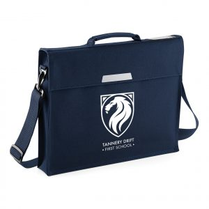 Tannery Drift School Book Bag – with strap